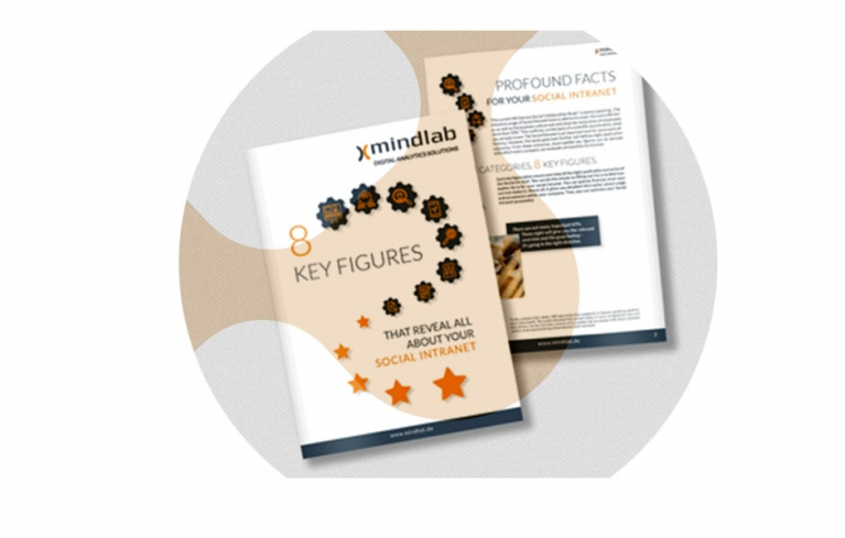 8 key figures for social intranets