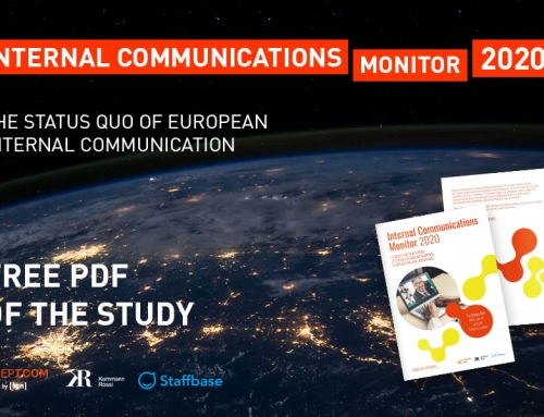 The Comprehensive Study for European Internal Communicators in 2020